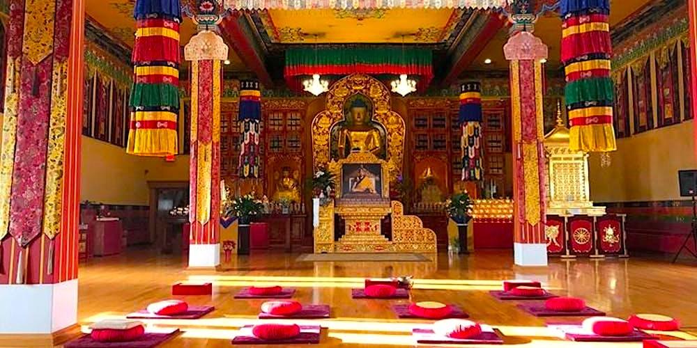 Nest Realty Co. Guide to Woodstock, NY | Karma Triyana Dharmachakra Tibetan Buddhist Monastery