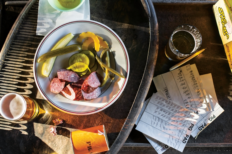 Nest Realty Co. Guide to Woodstock, NY | Station Bar & Curio