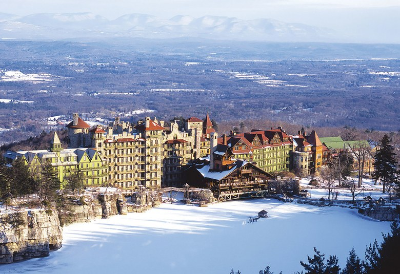 New Paltz: VOGUE Winter Weekend Destination