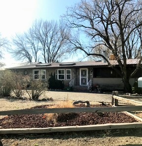 Single Family Home Sold: 3477 Grand Valley Canal Rd