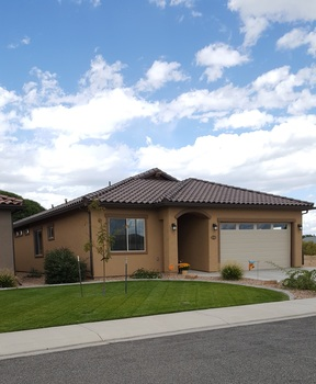 Single Family Home Sold: 2838 1/2 Trevor Mesa Drive