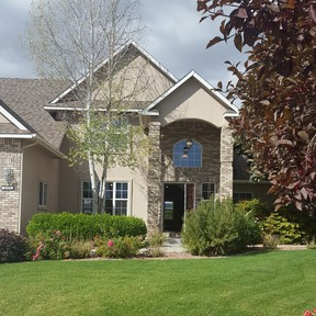 Single Family Home Sold: 2511 Falls View Circle
