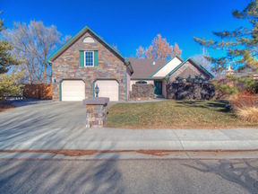 Grand Junction CO Single Family Home Under Contract: $344,900