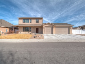 Grand Junction CO Single Family Home Under Contract: $345,000