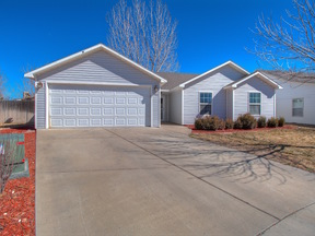 Grand Junction CO Single Family Home Under Contract: $214,000