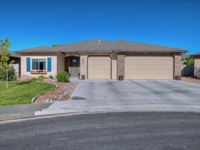 Grand Junction CO Single Family Home Under Contract: $339,900