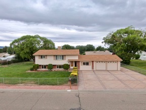 Grand Junction CO Single Family Home Under Contract: $325,000