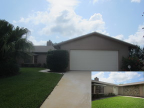 Vero Beach FL Single Family Home: $159,500