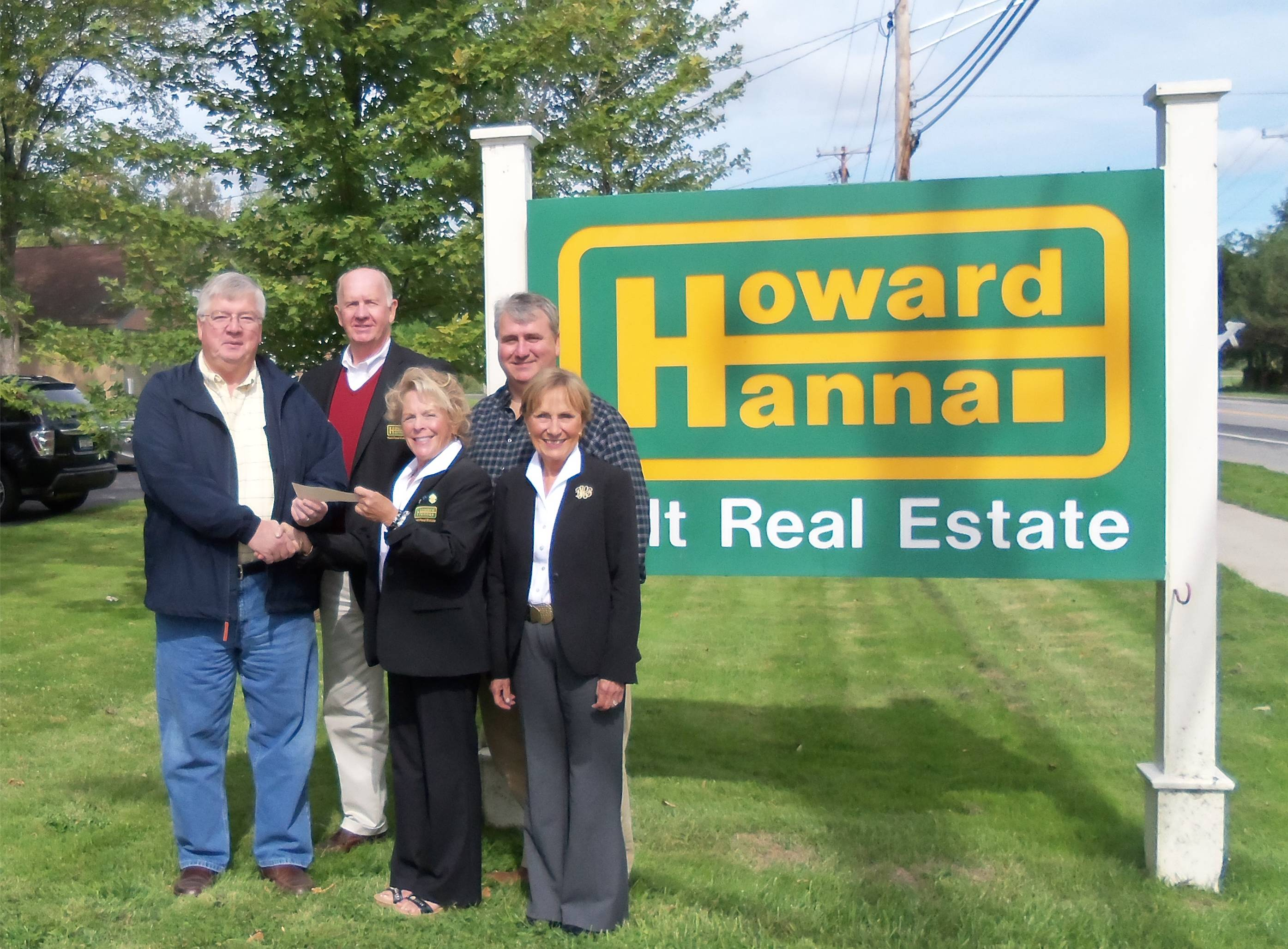 Howard Hanna Holt Habitat for Humanity