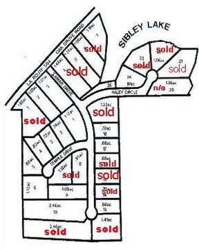 Lots And Land For Sale: Oak Grove Road