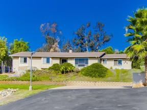 Single Family Home Sold: 1815 Vista Grande Rd