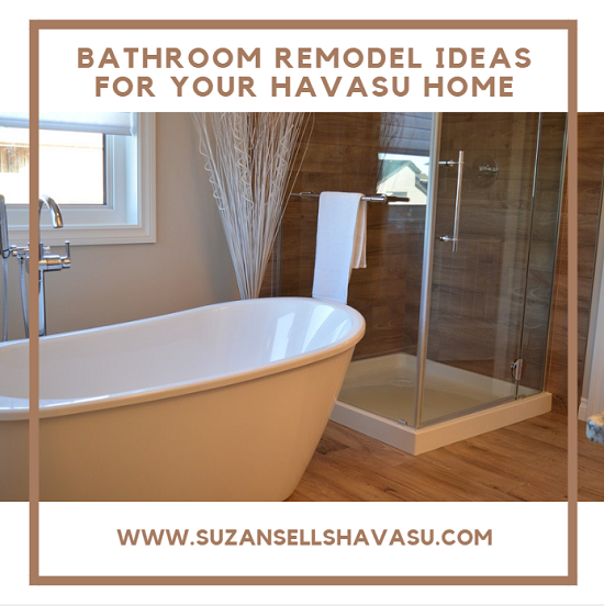 Does your bathroom need a boost? Consider these bathroom remodel ideas for your Havasu home. Some require little money or effort while you might want professional help for others.