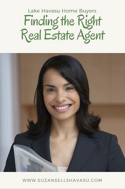Finding the right real estate agent is like dating. Recommendations are great. Talking to several different ones is important. And always check their background.