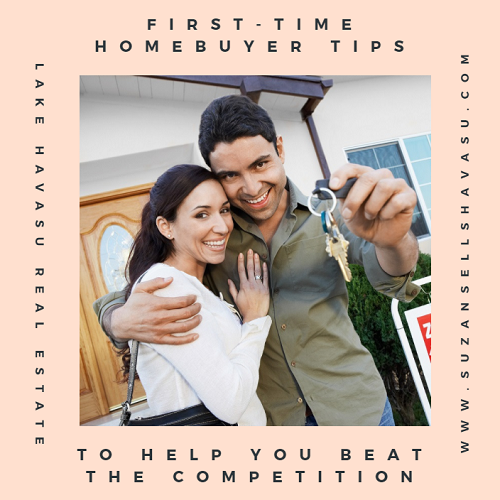 Buyers in the Lake Havasu real estate market face a lot of competition right now. Utilize these first-time homebuyer tips to help you finalize your dream home now.