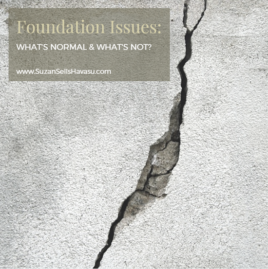Even newly constructed homes may have cracks due to settling. But can you tell the difference between normal wear and tear and serious foundation issues?