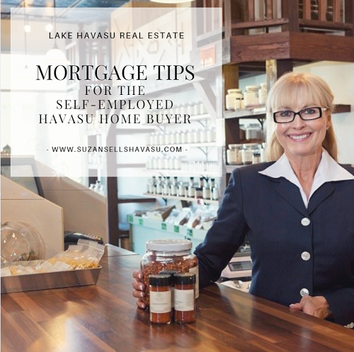 Entrepreneurs are the backbone of our economy. But it can be more difficult for them to purchase real estate. Follow these mortgage tips for the self-employed Havasu home buyer to see how you can make your dreams of homeownership a reality.