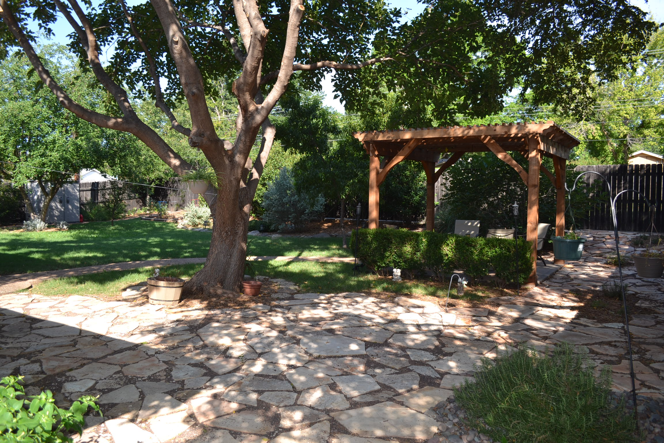 SOLD - Backyard Oasis