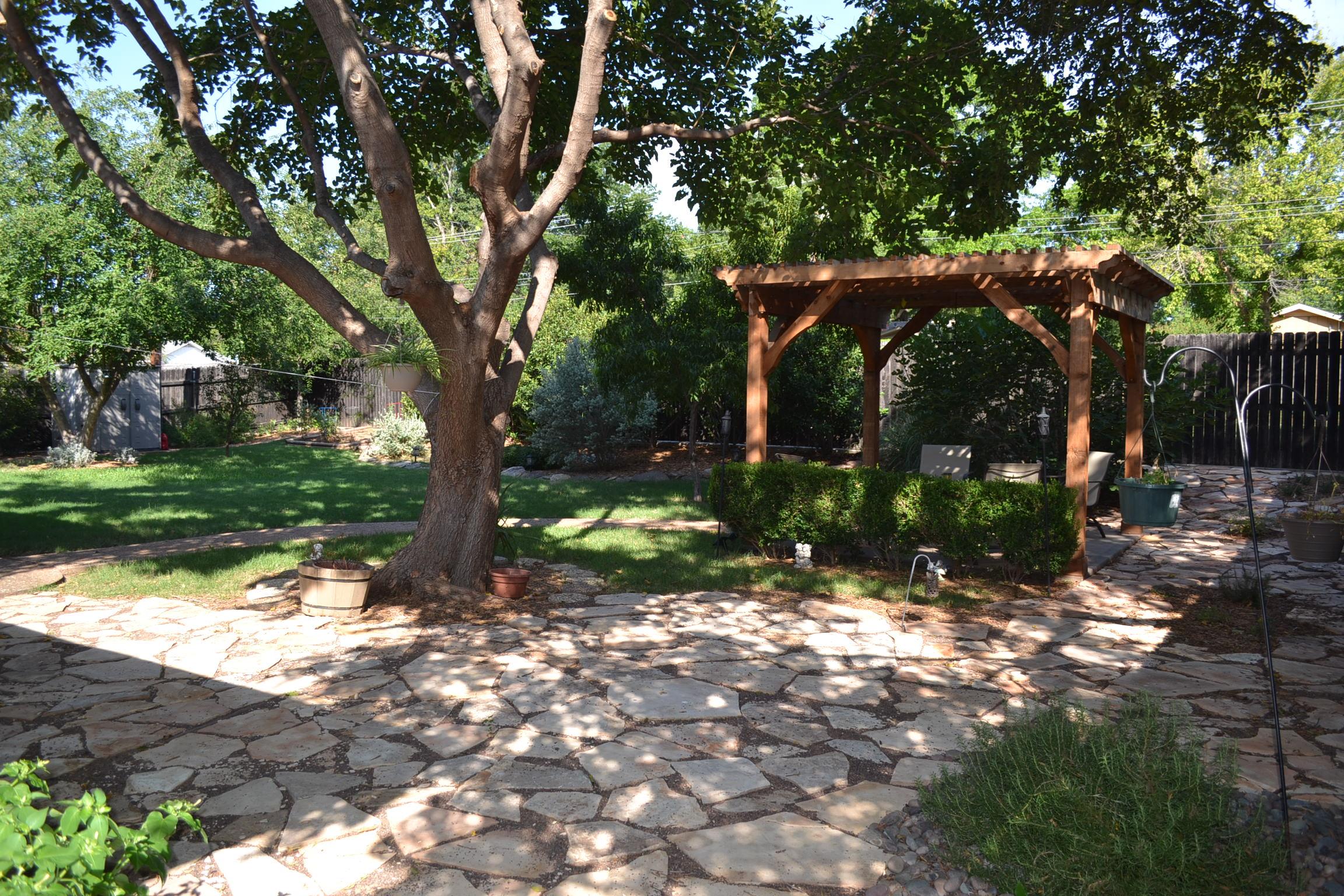 SOLD - Backyard Oasis