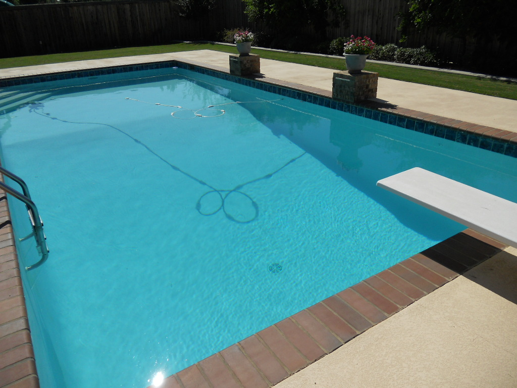SOLD - Complete with a pool