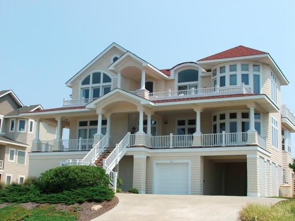 Pine Island Oceanfront Home