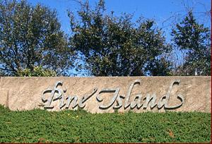 Pine Island Community Sign
