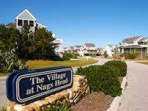 Village at Nags Head Sign