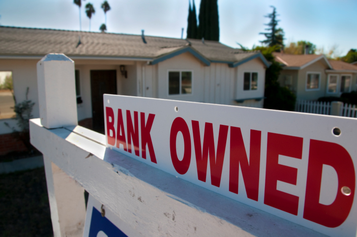 Overpriced Bank-Owned Listings