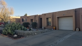 Las Cruces NM Townhouse Sold: $119,900