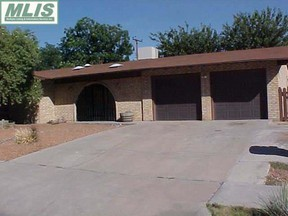 LAS CRUCES NM Residential: $183,900