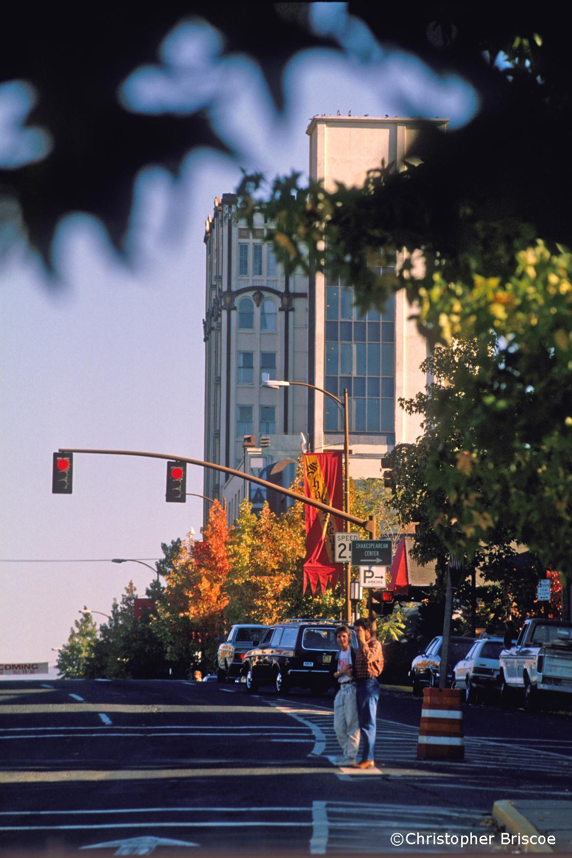 city of ashland main street