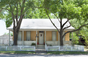 Single Family Home For Sale: 416 N. Rusk