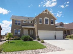 Single Family Home Sold: 10488 Cedar Breaks Drive