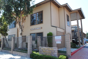 Burbank CA Office Sold: $1,100,000