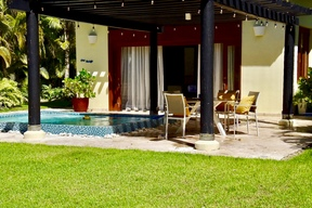 Cap Cana ON Bungalow For Sale: $110 starting p/night