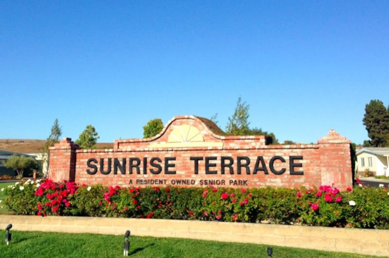 Sunrise Terrace 55+ Community Arroyo Grande Mobile Home