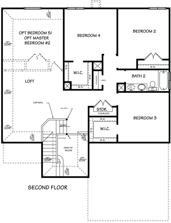 The Sonoma Floor Plan Killeen Tx New Homes For Sale