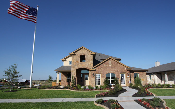 Killeen Tx New Homes In Yowell Ranch By Dr Horton In The