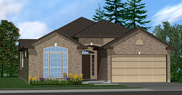 The Preston Floor Plan Killeen Tx New Homes For Sale