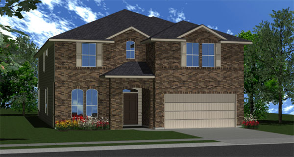 Killeen TX Homes Valencia K