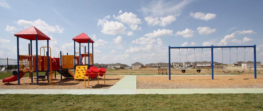 Killeen TX Homes DR Horton Rosewood Plan Elevation K