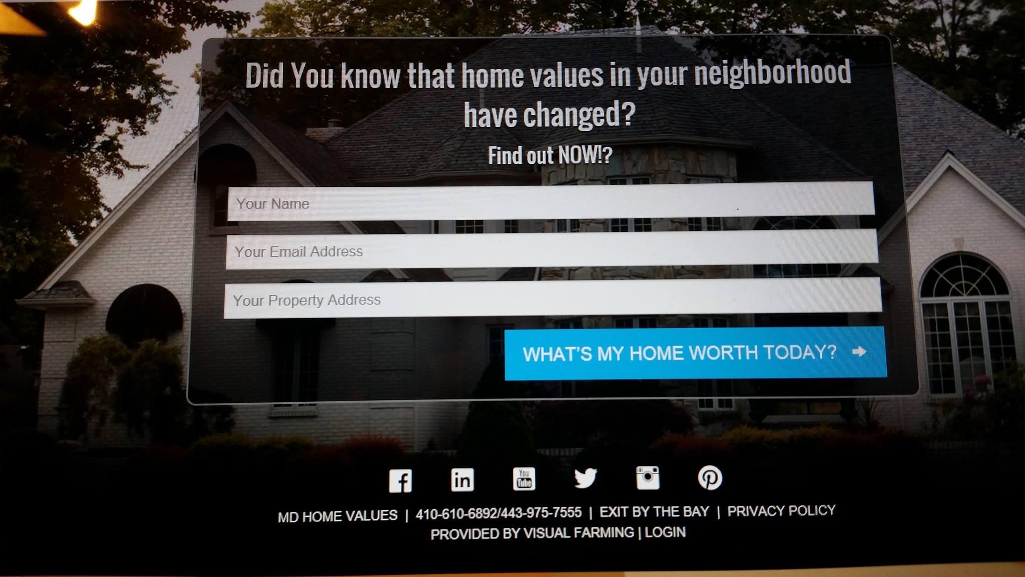 GetApprovedDebbieMyRealtorcom Calvert County MD Homes for Rent