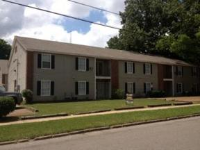 Memphis TN Condo/Townhouse For Rent: $700