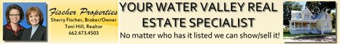 Water Valley Real Estate Specialist