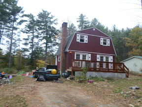 Single Family Home sold: 137 Mad River Road