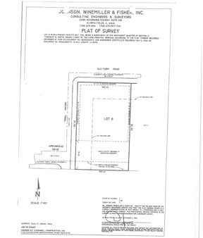 Residential Lots & Land New: 24241 South Indian Trail