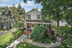 Single Family Home CONTINGENT: 41 East Custer Street