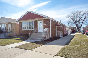 Single Family Home New: 6100 South Knox Avenue