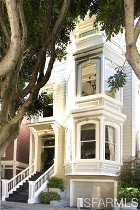 San Francisco CA Residential Sold: $1,950,000