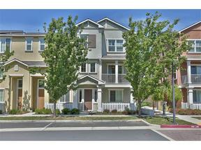 Mountain View CA Townhouse Sold: $1,400,000