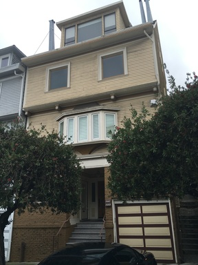 San Francisco CA Condo Leased: $12,000